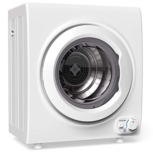 Amazon.com: hOmeLabs secadora de ropa compacta de 9 libras ...
