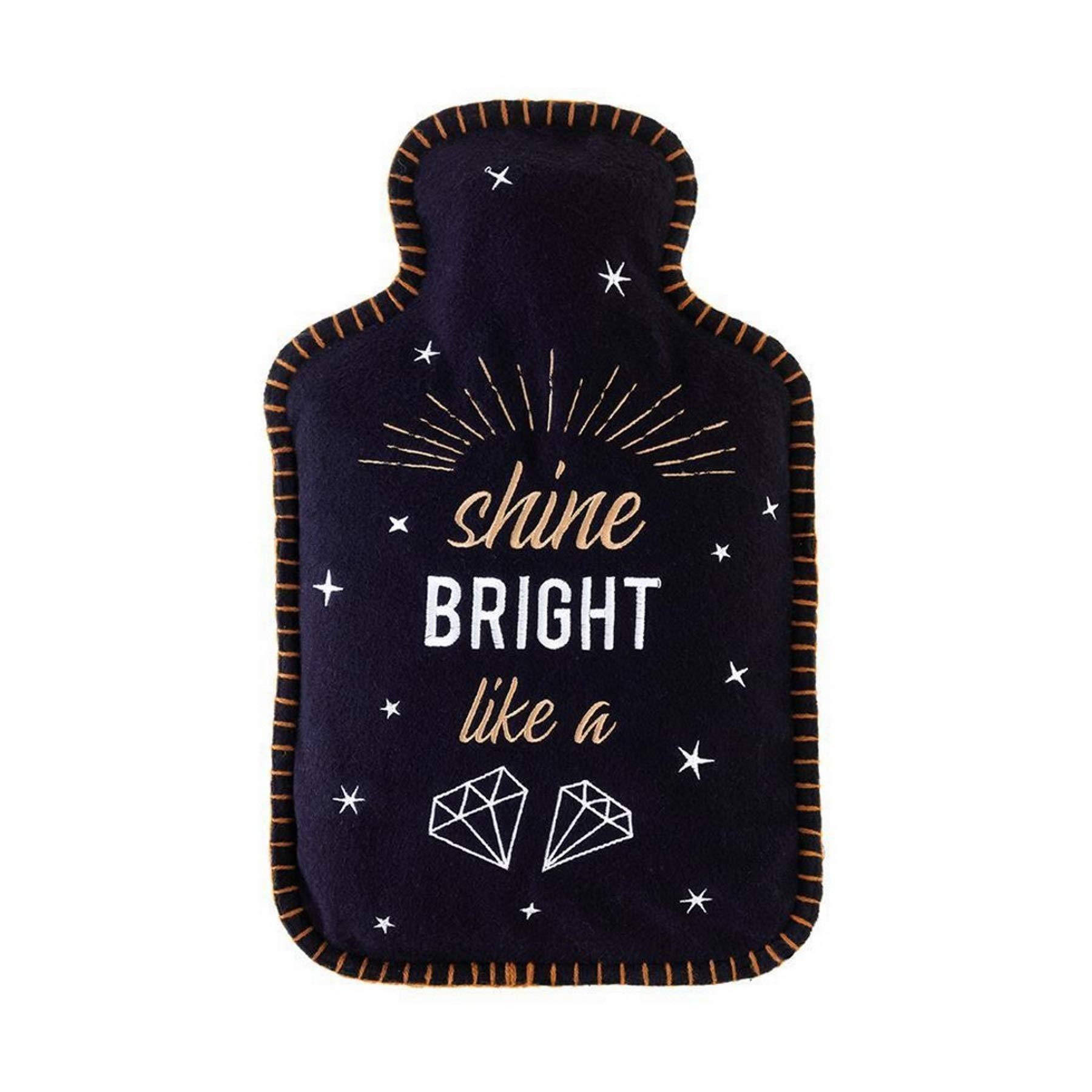 Aroma Home Relaxing Sleep Hot Water Bottle - Shine Bright Like A Diamond by Aroma Home
