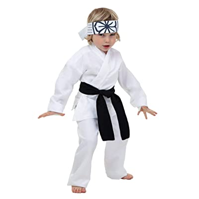 Toddler Daniel San Costume: Clothing