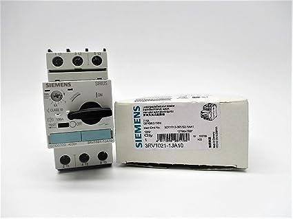 Siemens Circuit Breaker 3RV1021-1JA10