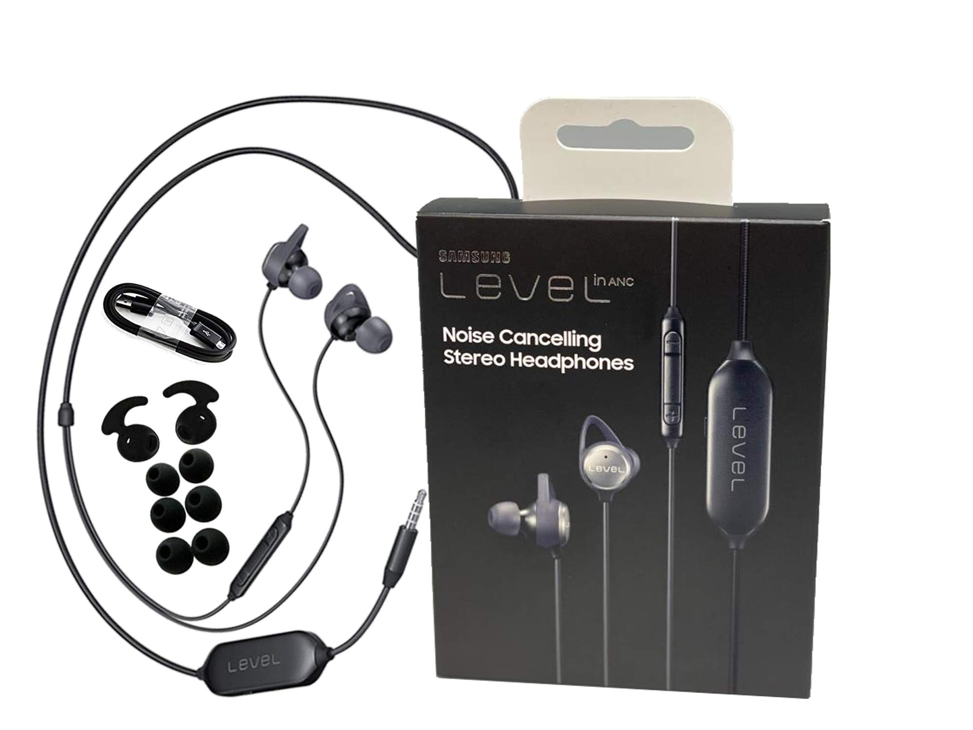 Samsung Level in ANC Noise Cancelling Stereo Headset - (Retail Packing)