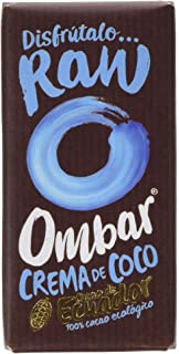 Ombar Raw Chocolate | Coco Mylk Raw Chocolate | 10 x 35g