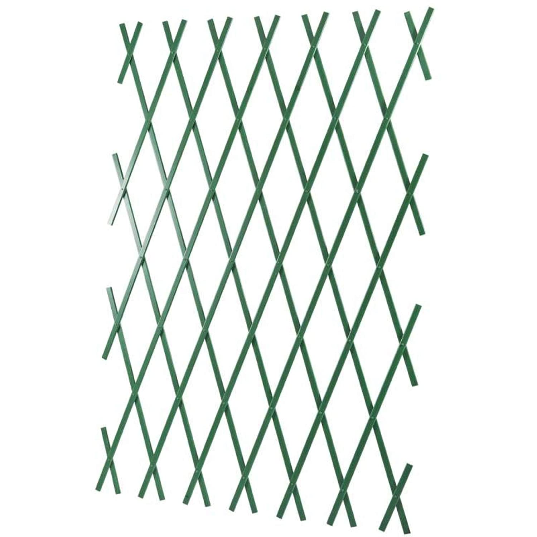 Provence Outillage 06514Expandable Trellis Green PVC 1x 2m