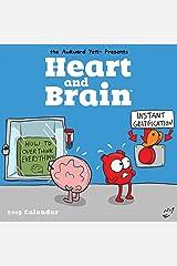 Heart and Brain 2019 Wall Calendar Calendar