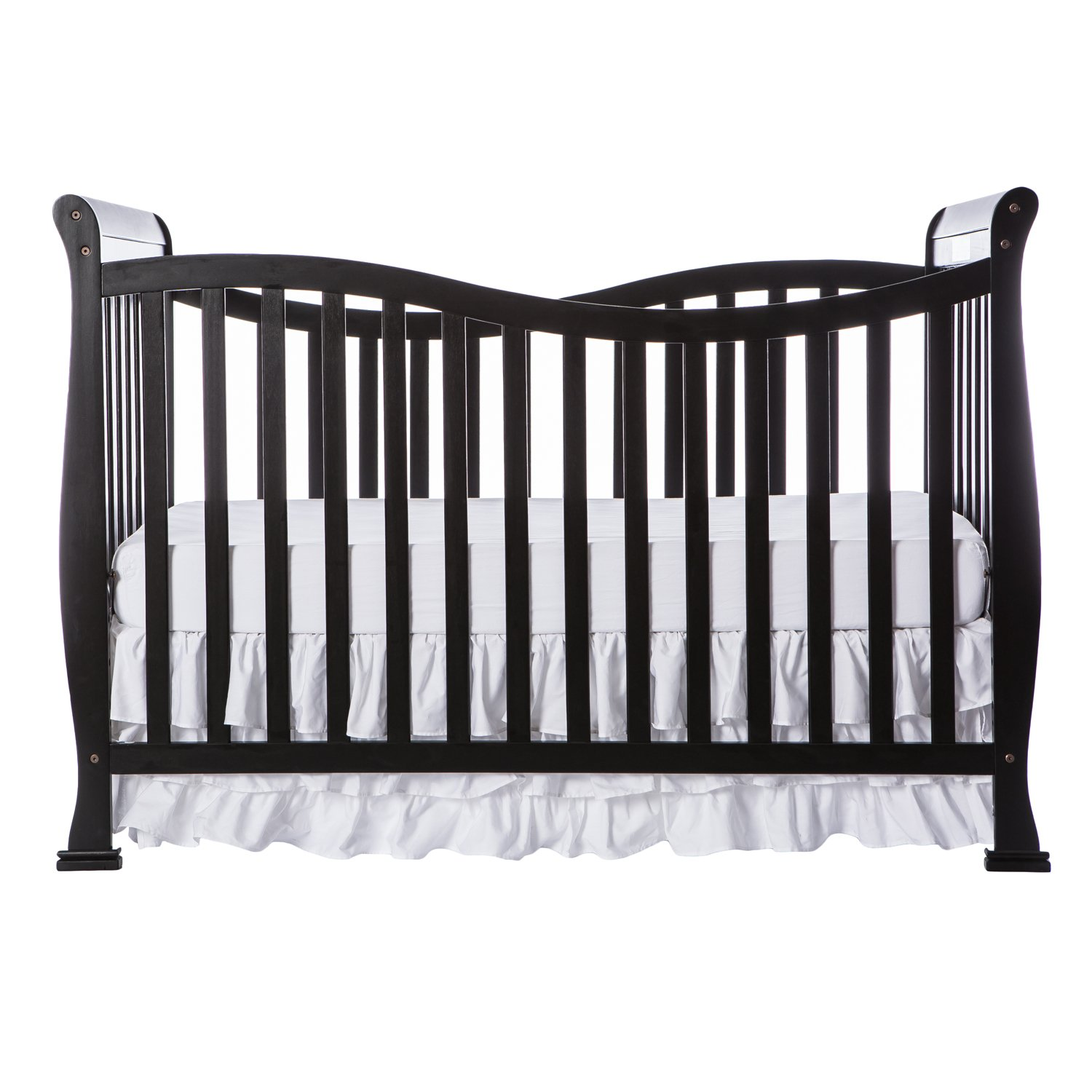 Crib and stroller for sale philippines - Amazon Com Dream On Me Violet 7 In 1 Convertible Life Style Crib Black Baby