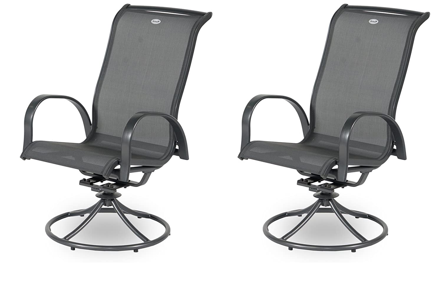 Hartman 2er Set Florida Schaukelstuhl In Xerix Swivel Rocker