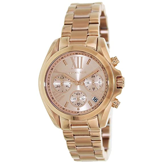 8614333f5149 Michael Kors Women s Bradshaw MK5799 Wrist Watches  Michael Kors   Amazon.ca  Watches