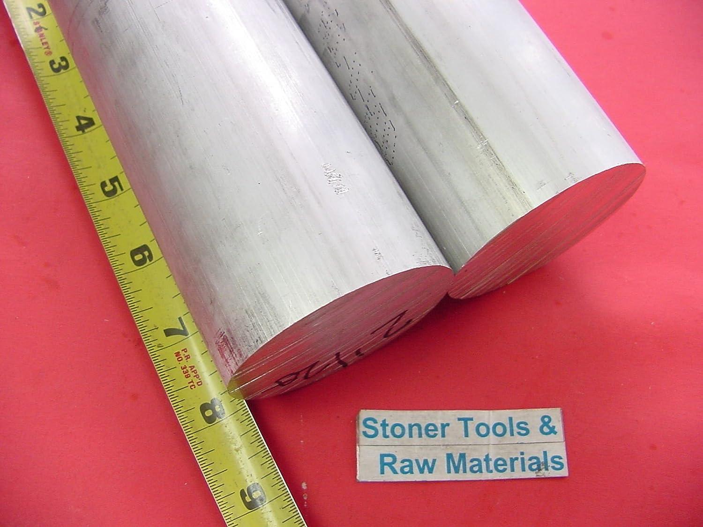 """Aluminum Round Bar Rod 2 1//2/"""" Diameter 6061 x 5/"""""""