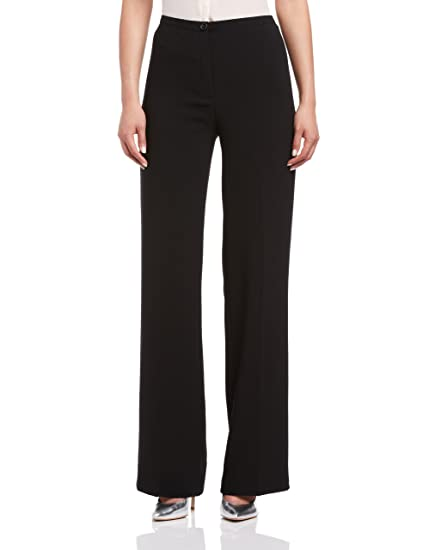 Sale Fake Womens 922032.003 Classic Straight Line Wide Trouser Black Basler Cheap Sale Purchase T7OzK39x
