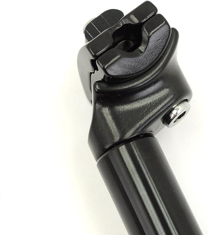 Kalloy SP-359 Micro-Top Bicycle Seatpost //// 31.6mm //// 350mm //// Black