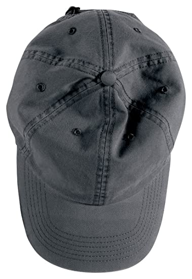 Amazon.com  Authentic Pigment 1912 Direct-Dyed Twill Cap Black One ... e40fffa93bd2