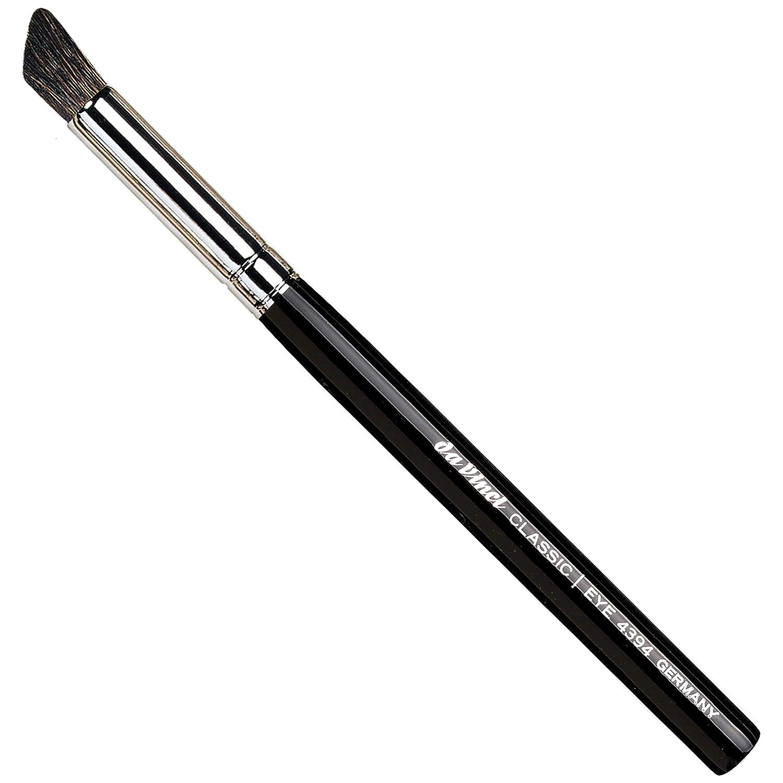 da Vinci Cosmetics Series 4394 Classic Eyeshadow Blender Brush, Angled Oval Natural Hair, 14.9 Gram