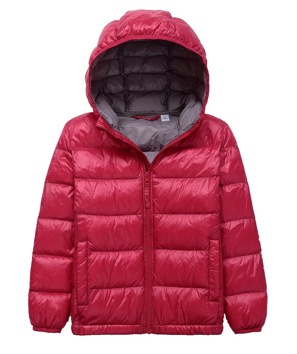 LANBAOSI Kid's Winter Lightweight Puffer Jacket Boy's Girl's Down Jacket … YRY16126