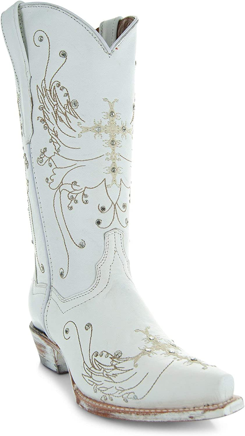 Wedding Cowgirl Boots M50040