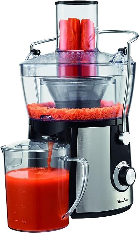 Moulinex Juice Express JU550D10 Licuadora, 800 W, 1.4 litros, 2 ...