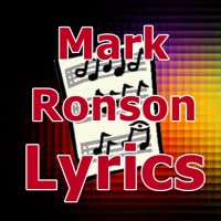 Lyrics for Mark Ronson