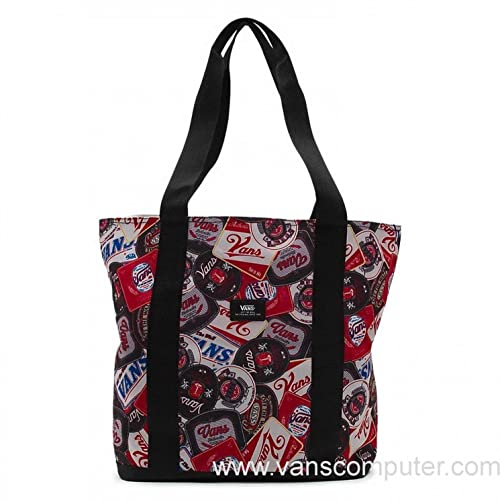 f748e19dd7a Vans Men s Carmel Cooler Shoulder Bag Multicolour Multicolore (Beer Belly)  One size