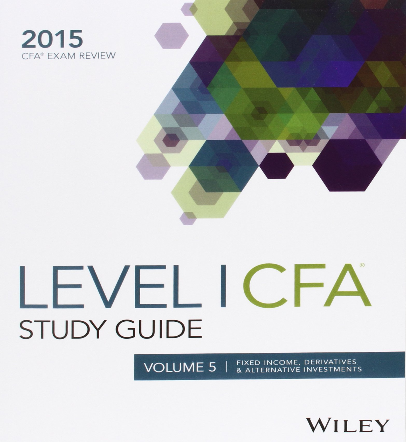 Buy Wiley Study Guide for 2015 Level I CFA Exam: Complete Set Book Online  at Low Prices in India | Wiley Study Guide for 2015 Level I CFA Exam:  Complete Set ...