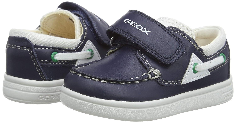 mil Alternativa Autónomo  Primeros pasos Mocasines para Bebés Geox B Djrock Boy C Zapatos y  complementos
