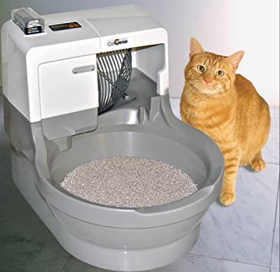 CatGenie Self-Washing Self-Flushing Cat Box Review
