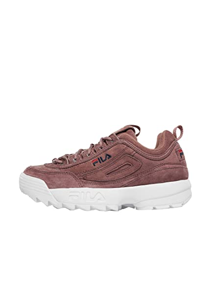 Baskets Femme Chaussures Fila Disruptor S Low WMN 1010436