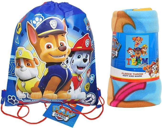 Northwest Nightmare Before Christmas Throw Blanket /& Sling Bag Disney 2 pc Set