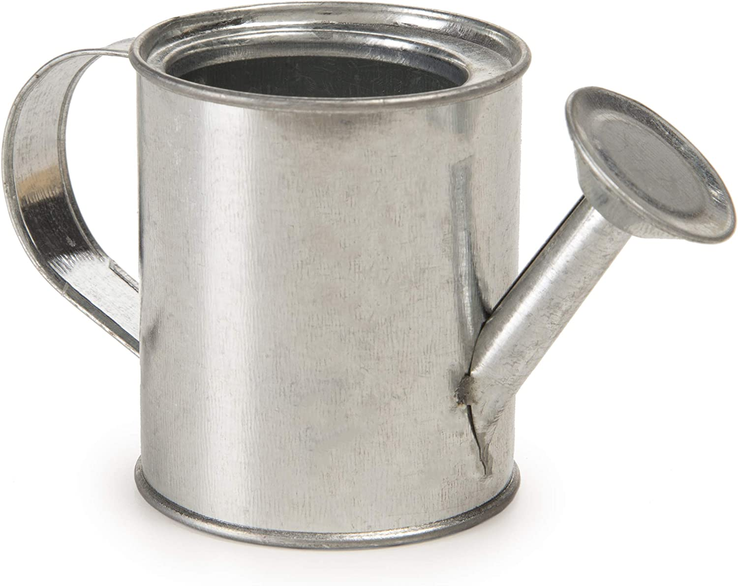 Craft Embellishments Silver Watering Cans x 5