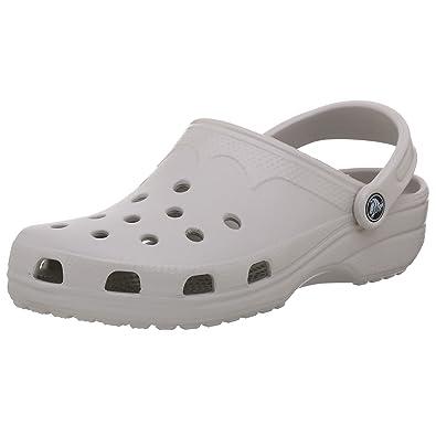 best sneakers 3b2b8 b58fc Gummi-Crocs für Herren, weiß, Größe ...