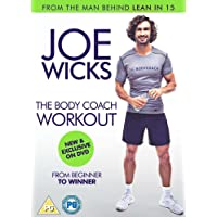 Joe Wicks - The Body Coach Workout [Reino Unido] [DVD]