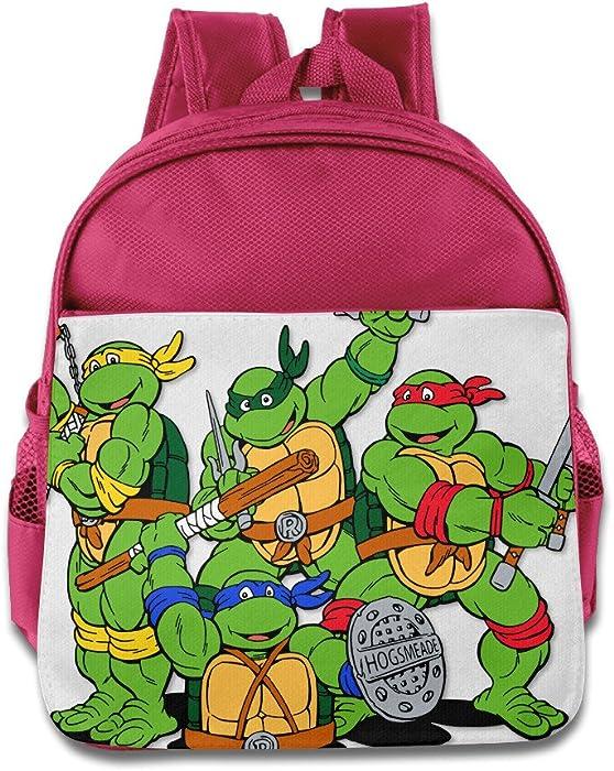 Amazon.com | Teenage Mutant Ninja Turtles 2 Toddler School ...