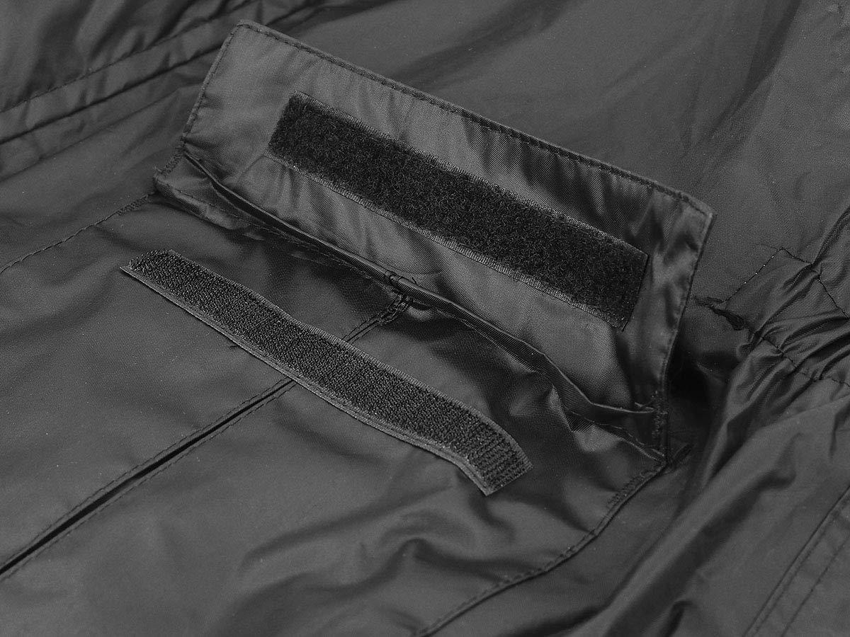 Black//Black, Large Nelson-Rigg Stormrider Rain Suit