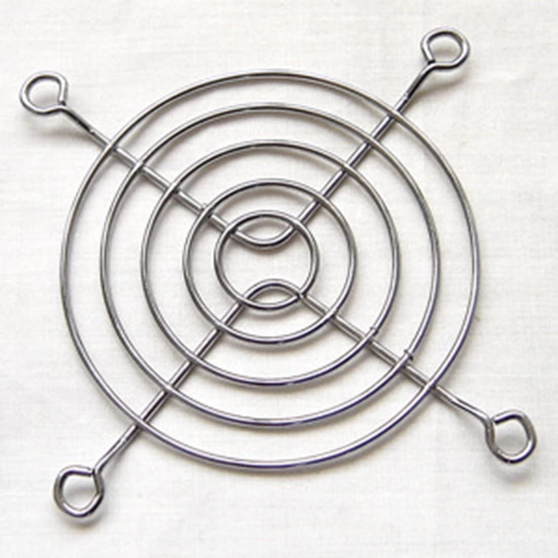 NA Axial Fan Grill Guard 12 cm Metal Finger Guards Pack of 5