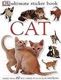 Ultimate Sticker Book: Cat (DK Ultimate Sticker Books)