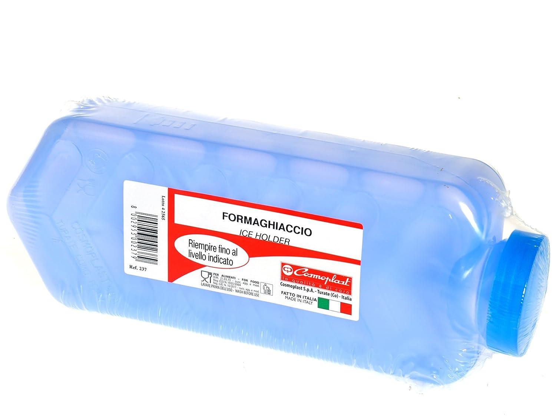 COSMOPLAST Bottle Ice Cube Tray 25/x 10/x 7 cm 18/Semi-Spheres