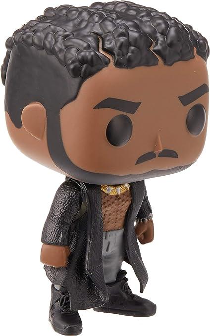 Black Panther Erik Killmonger with Scar Pop Vinyl Figure