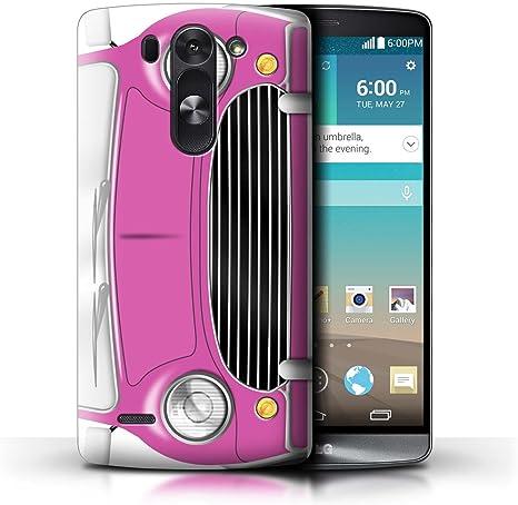 STUFF4 Phone Case/Cover/Skin/LG-CC/Classic Retro Mini colección ...
