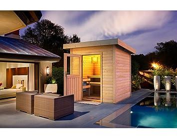 Wolff 838 700 Sauna Casa lenja 40 con horno + Control interna
