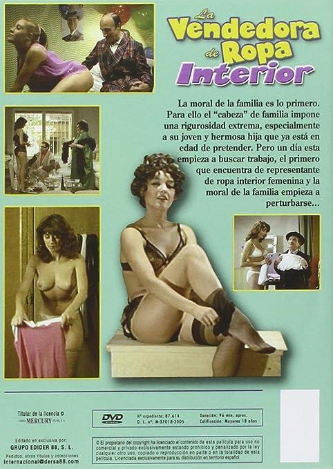 La vendedora de ropa interior [DVD]: Amazon.es: Antonio Ozores, José Sazatornil, German Llorente: Cine y Series TV