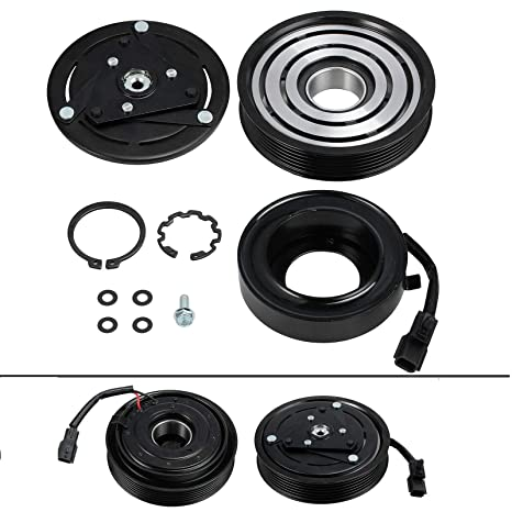 Nissan Sentra 2007 – 2012 L a/c compresor AC Embrague Kit (Polea,