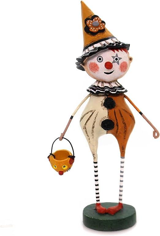 Halloween 2020 Nl Lori And Mitchell Amazon.com: Lori Mitchell TRICK OR TREAT CLOWN Polyresin Halloween