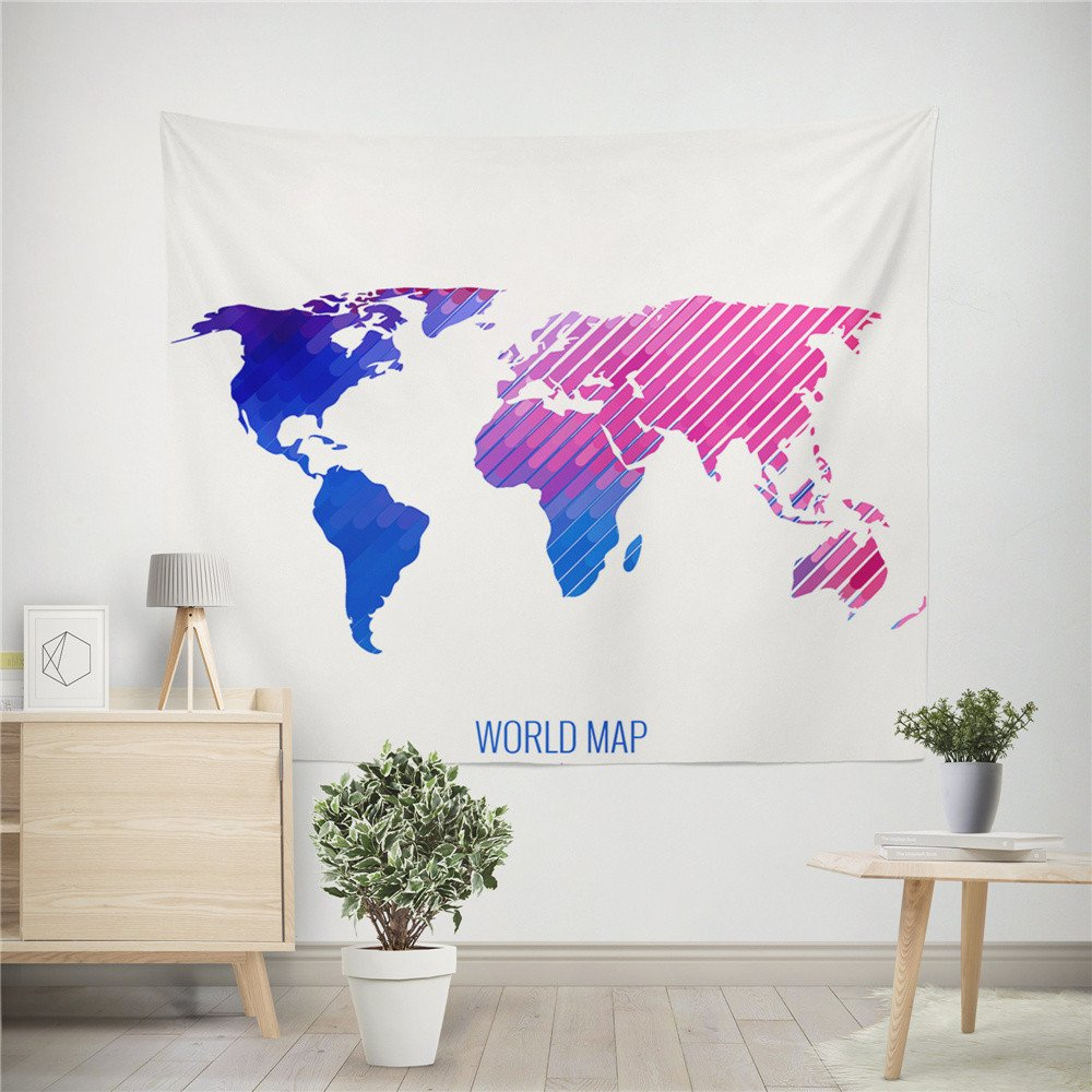 Weiliru Tapestry Christmas Watercolor Tapestry Psychedelic Wall Tapestry Indian Bohemian Tapestries Hippie t Wall Hanging for Bedroom Living Room Dorms