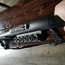 Amazon com : Mesa Tactical SureShell Polymer Carrier for Remington