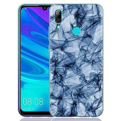 Yoedge Funda Huawei P Smart 2019, Ultra Slim Cárcasa Silicona ...