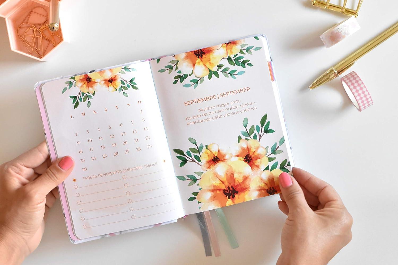 Agenda Escolar 2019-2020 Class Día Página - Encuadernación ...