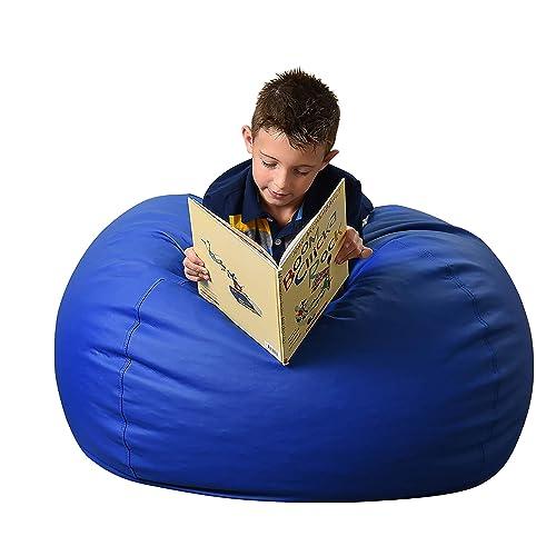 Children's Factory 35″ Kids Bean Bag Chairs
