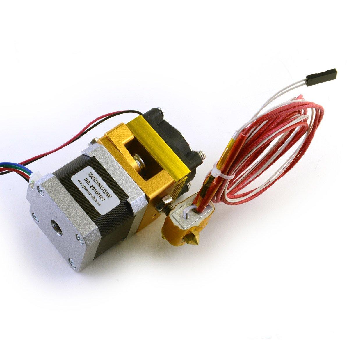 Gulfcoast Robotics] MK8 extrusor de disco directo de 0.4 mm/1.75 ...