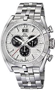 Jaguar Watches J654/1 - Reloj analógico de cuarzo para hombre con correa de acero