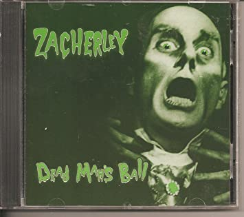 Image result for zacherly cd dead mans ball