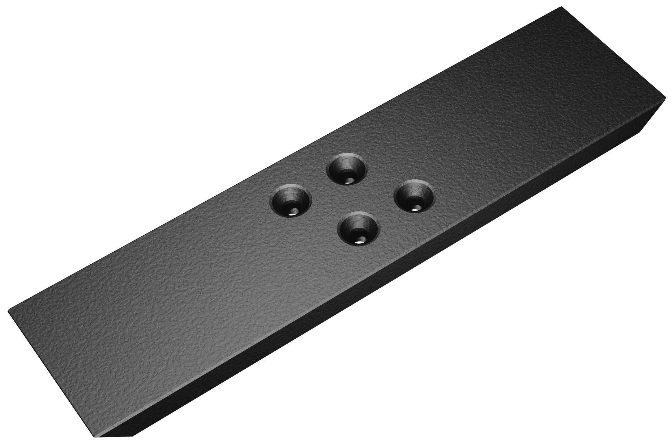 Flat Wall Countertop Support Bracket (22 inch)