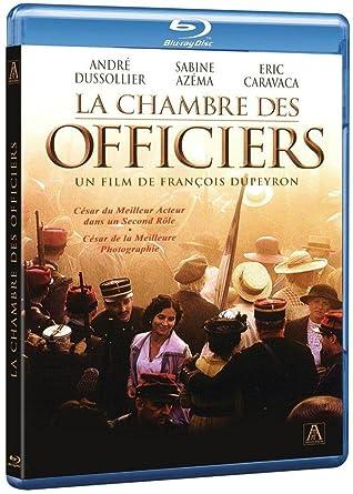 La Chambre Des Officiers BluRay AmazonFr Eric Caravaca Denis